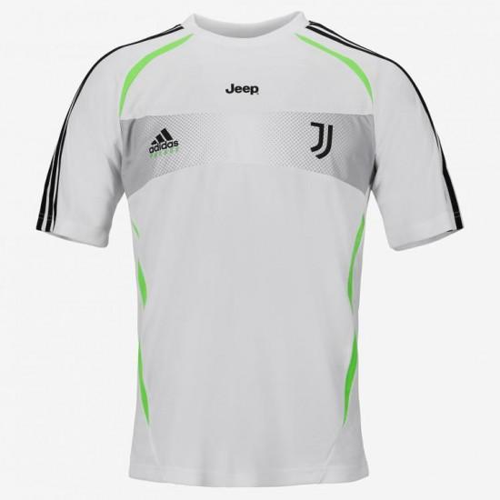 Juventus Palace White Shirt 2020