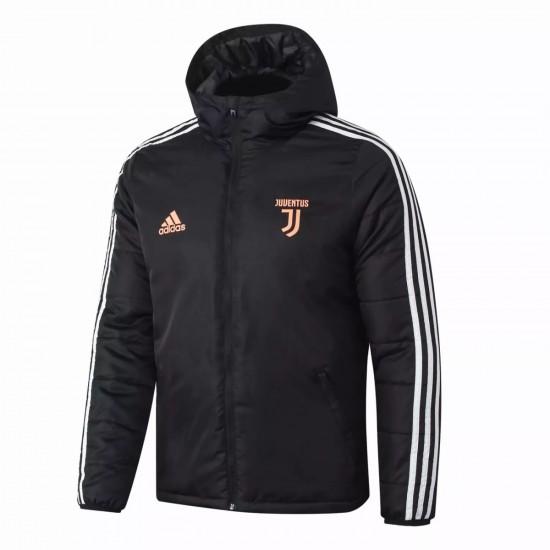 Juventus Winter Jacket Black