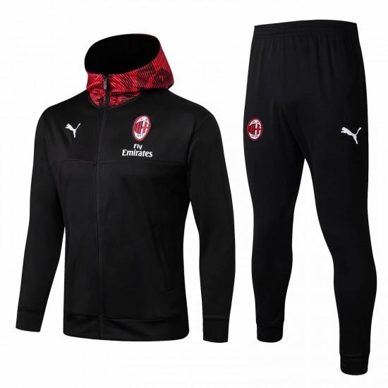 AC Milan Soccer Training Tracksuit 2019/20