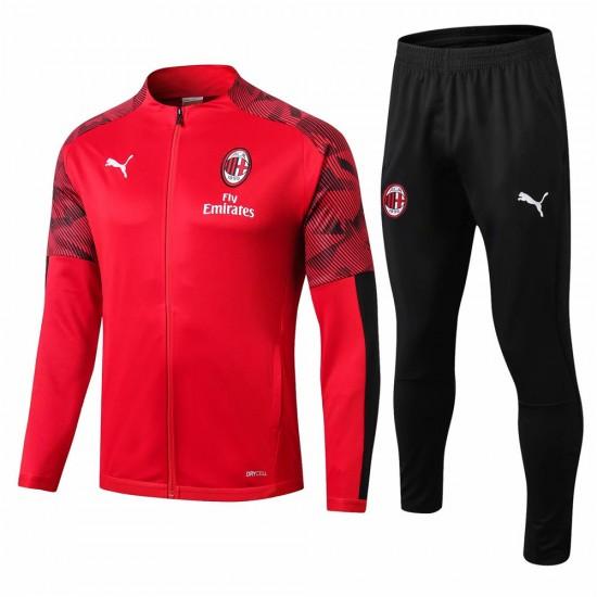 AC Milan Presentation Soccer Tracksuit 2019/20