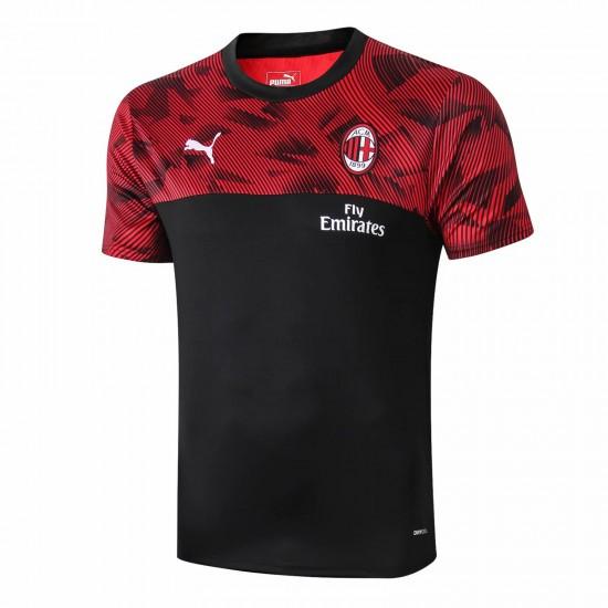 AC Milan Black Training Jersey 2019/20