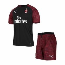 AC Milan Third Kit 2018/19 - Kids
