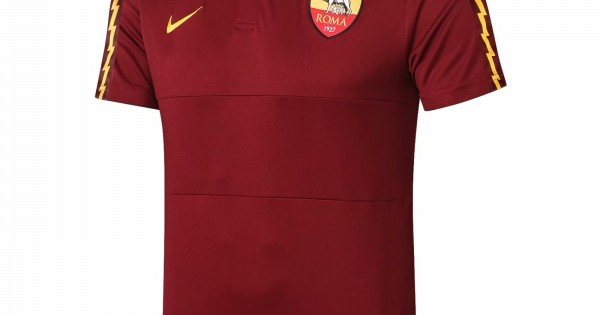 Sales AS Roma Training Polo Shirt 2020 Up To 50% Off