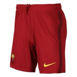 AS Roma Home Red Shorts 2020 2021