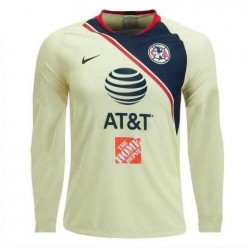 Club America 2018/19 Home Long Sleeve Jersey