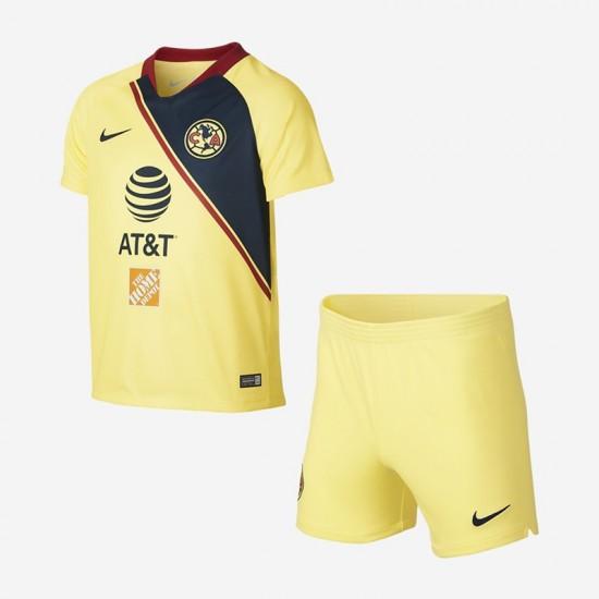 Club America Home Kit 2018/19 - Kids
