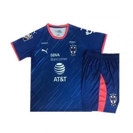 Monterrey Away Kit 2018/19 - Kids