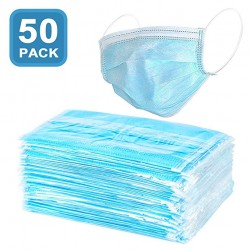 Disposable Face Mask - 50PC