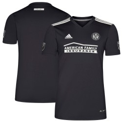 Men's Atlanta United FC adidas Black 2018 MLS Parley Jersey