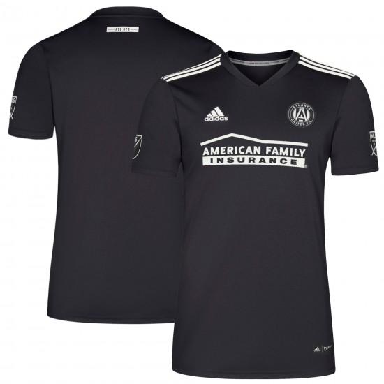 Men's Atlanta United FC adidas Black 2018 MLS Parley Jersey