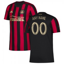 Men's Atlanta United FC adidas Red 2019 Star and Stripes Custom Jersey