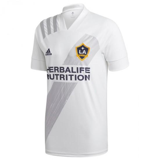 LA Galaxy adidas White 2020 25th Season Celebration Jersey
