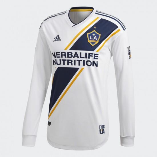 LA Galaxy Home Long Sleeve Jersey