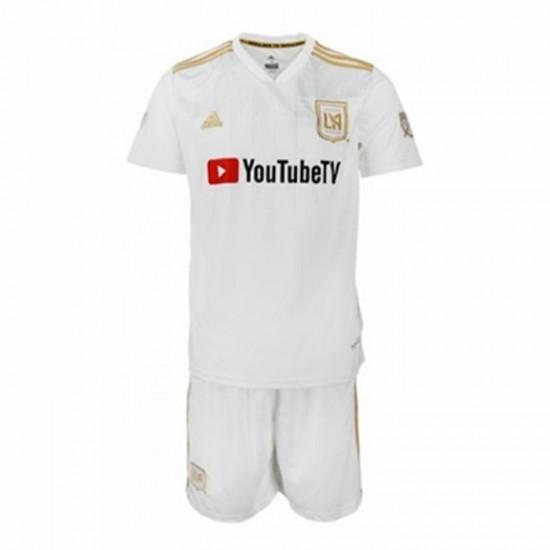Men's LAFC adidas White 2018 Secondary Kit - Kids