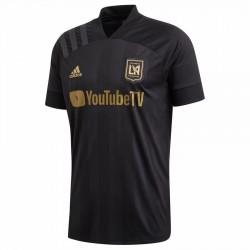 Men's LAFC adidas Black 2020 Primary Jersey