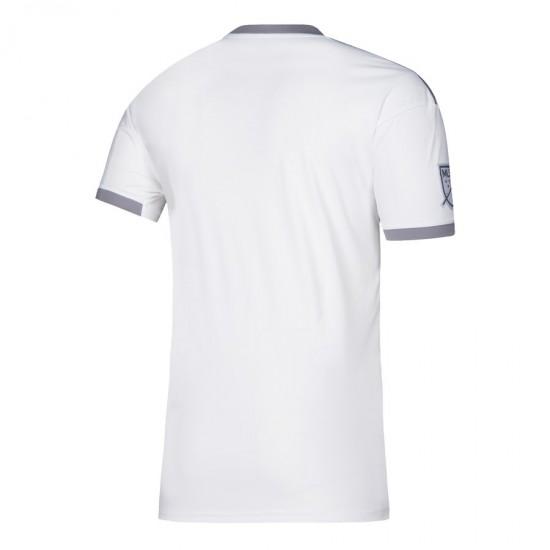Men's LAFC adidas White 2019 Street By Street Jersey