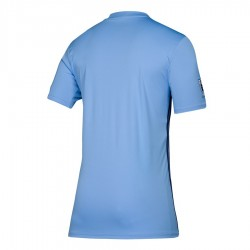 Men's New York City FC adidas Blue 2019 Primary Custom Jersey