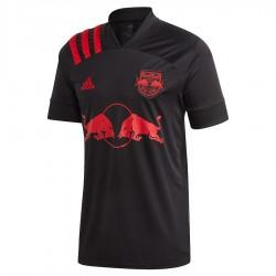 Men's New York Red Bulls adidas Black 2020 Jersey