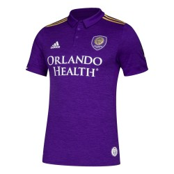 Men's Orlando City SC adidas Purple 2018 Primary Authentic Jersey