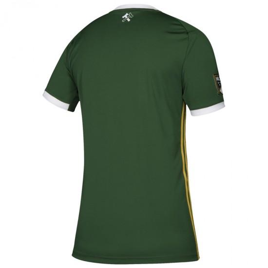 Men's Portland Timbers adidas Green 2019 Primary Replica Jersey