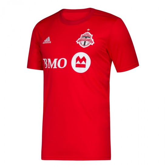 Men's Toronto FC adidas Red 2019 Primary Custom Jersey
