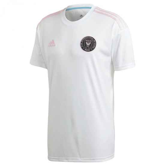 Men's Inter Miami CF adidas White 2020 Primary Jersey