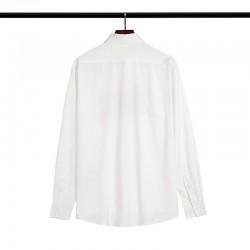 2020 SS OFF-WHITE Beauty And Skeleton Men's Shirt White
