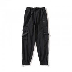 2020 Summer OFF-WHITE Men's Casual Pants Blue/Black