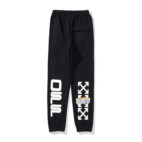 2020 OFF-WHITE Spring.Summer Collection Men's Pants