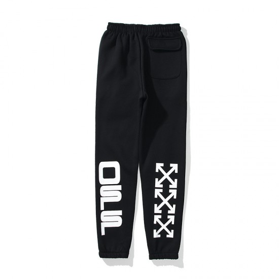 2020 SS OFF-WHITE Hand of Desire Casual Pants
