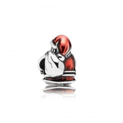Pandora St. Nick, Red Enamel