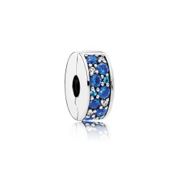 Pandora Mosaic Shining Elegance, Multi/Colored Crystals & Clear CZ