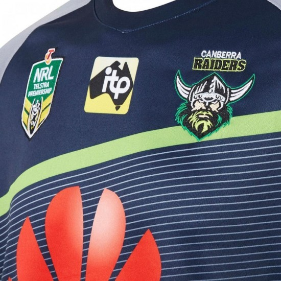 Canberra Raiders 2018 Men's Away Jersey
