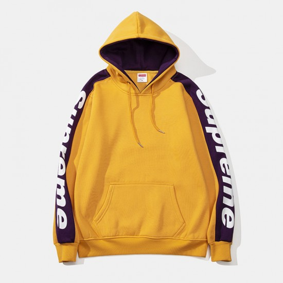 Supreme SUP Letter Hoodie