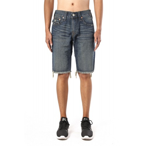 True Religion Men's Jeans Shorts