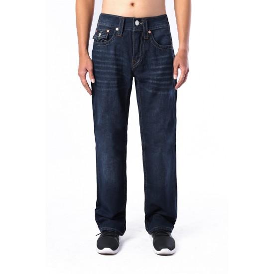 True Religion Mens Jeans Navy