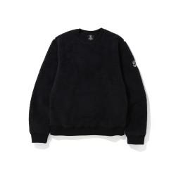 Bape Mr Boa sweatshirt Black