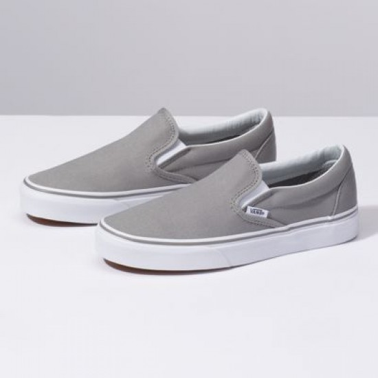 Vans Men Shoes Slip-On wild dove/true white