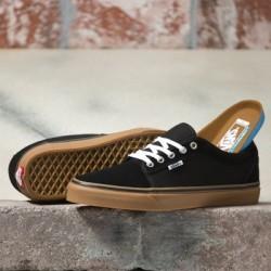 Vans Men Shoes Chukka Low Black/Black/Gum