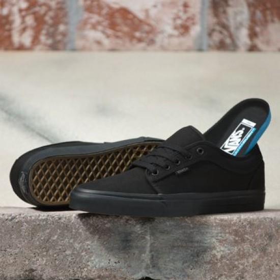 Vans Men Shoes Chukka Low blackout