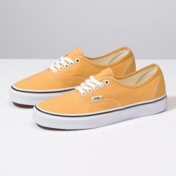 Vans Men Shoes Authentic Ochre/True White