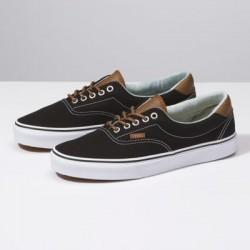 Vans Men Shoes C&L Era 59 Black/Acid Denim