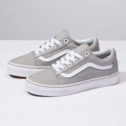 Vans Women Shoes Old Skool Drizzle/True White