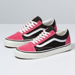 Vans Men Shoes Anaheim Factory Old Skool 36 DX Og Pink/Og Black