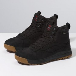 Vans Women Shoes Bryan Iguchi UltraRange MTE Hi Gore-Tex Black/Gum