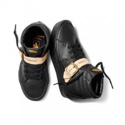 Vans Women Shoes Vivienne Westwood X Vans Sk8-Hi Platform PS Leather/Black