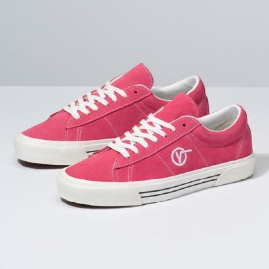 Vans Men Shoes Anaheim Factory Sid DX Og Pink/Og White