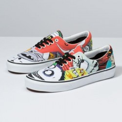Vans Men Shoes Disney X Vans Era THE NIGHTMARE BEFORE CHRISTMAS/Halloweentown