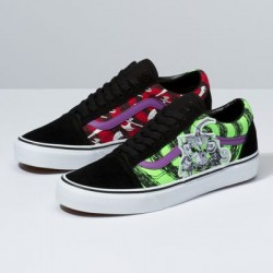 Vans Men Shoes Disney X Vans Old Skool THE NIGHTMARE BEFORE CHRISTMAS/LSB