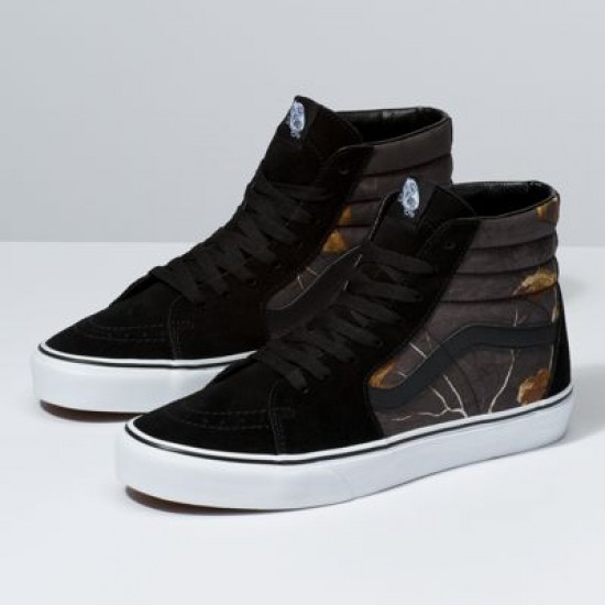 Vans Men Shoes Realtree Xtra® X Vans Sk8-Hi Meteorite